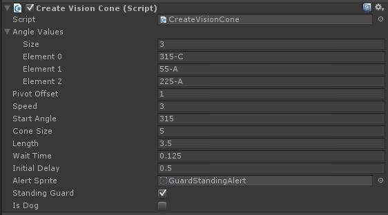 CreateVisionCone